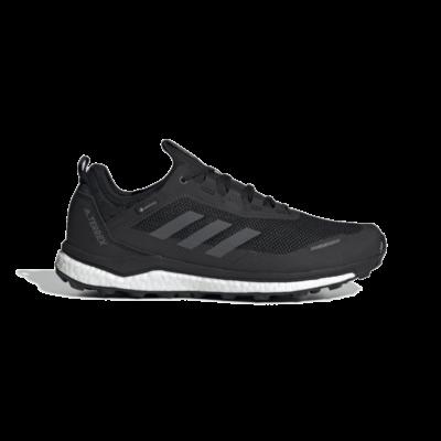 adidas Terrex Agravic Flow GORE-TEX Trail Running Core Black EF9614