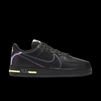 "Nike Air Force 1 React ""Black"" CD4366-001"