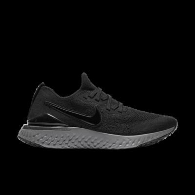 Nike Epic React Flyknit 2 Black Anthracite (W) BQ8927-001