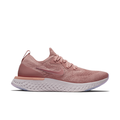 Nike Epic React Flyknit Pink AQ0070-602