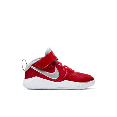 Nike Team Hustle D 9 Auto PS 'University Red' Red CQ4278-600