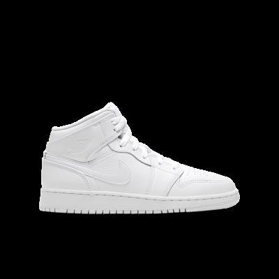 Jordan 1 Mid White 554725-126