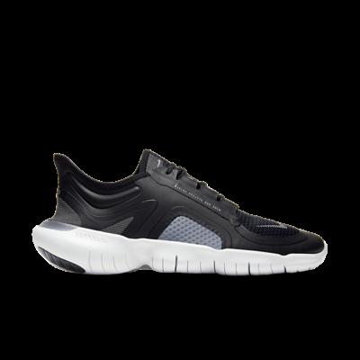 Nike Free RN 5.0 Shield Zwart BV1223-002