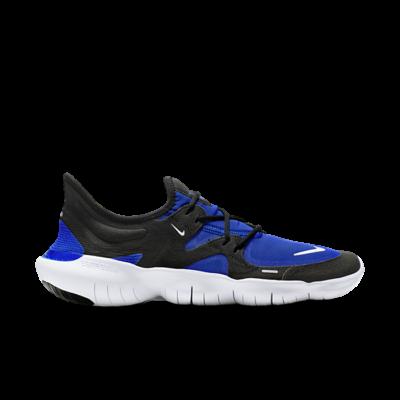 Nike Free RN 5.0 Racer Blue Black AQ1289-402