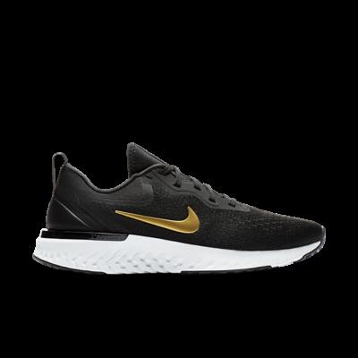 Nike Odyssey React Black Metallic Gold (W) AO9820-011