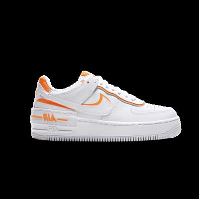 "Nike Air Force 1 Shadow ""Total Orange"" CI0919-103"