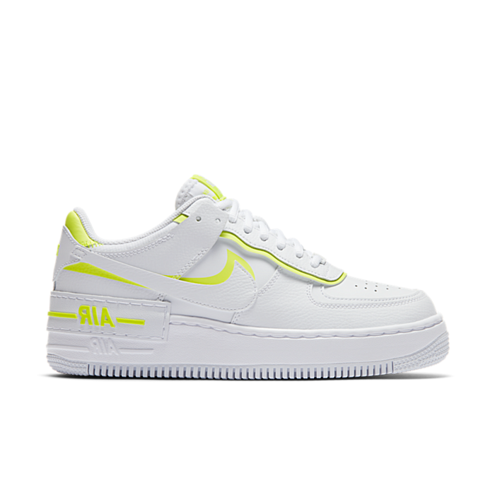 "Nike Air Force 1 Shadow ""White"" CI0919-104"