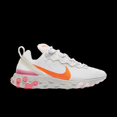 "Nike React Element 55 ""Hyper Crimson"" CV3035-100"