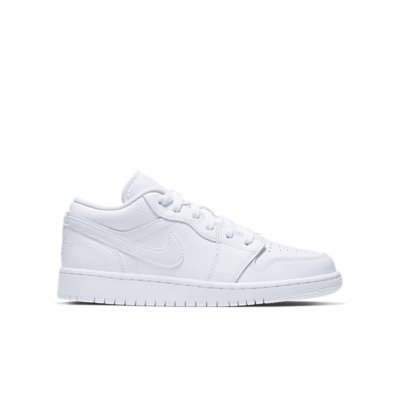 Air Jordan 1 Low Wit 553560-126