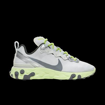 Nike React Element 55 Silver CT2546-001