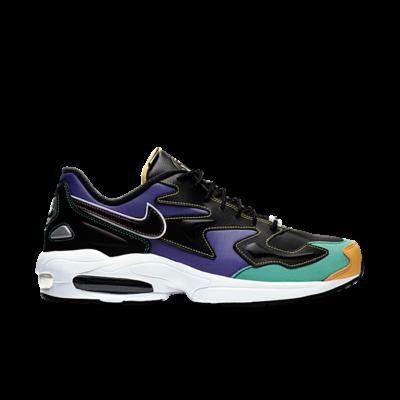 "Nike Air Max2 Light Premium ""Black"" BV0987-023"