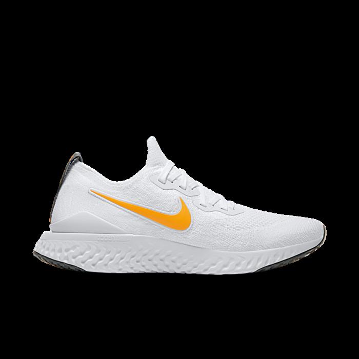 """Nike Epic React Flyknit 2 """"White"""" CI6401-100"""