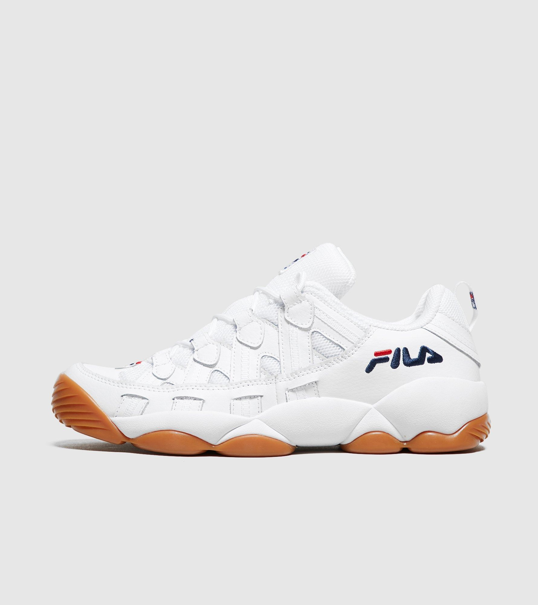 Fila spaghetti low gum white gym