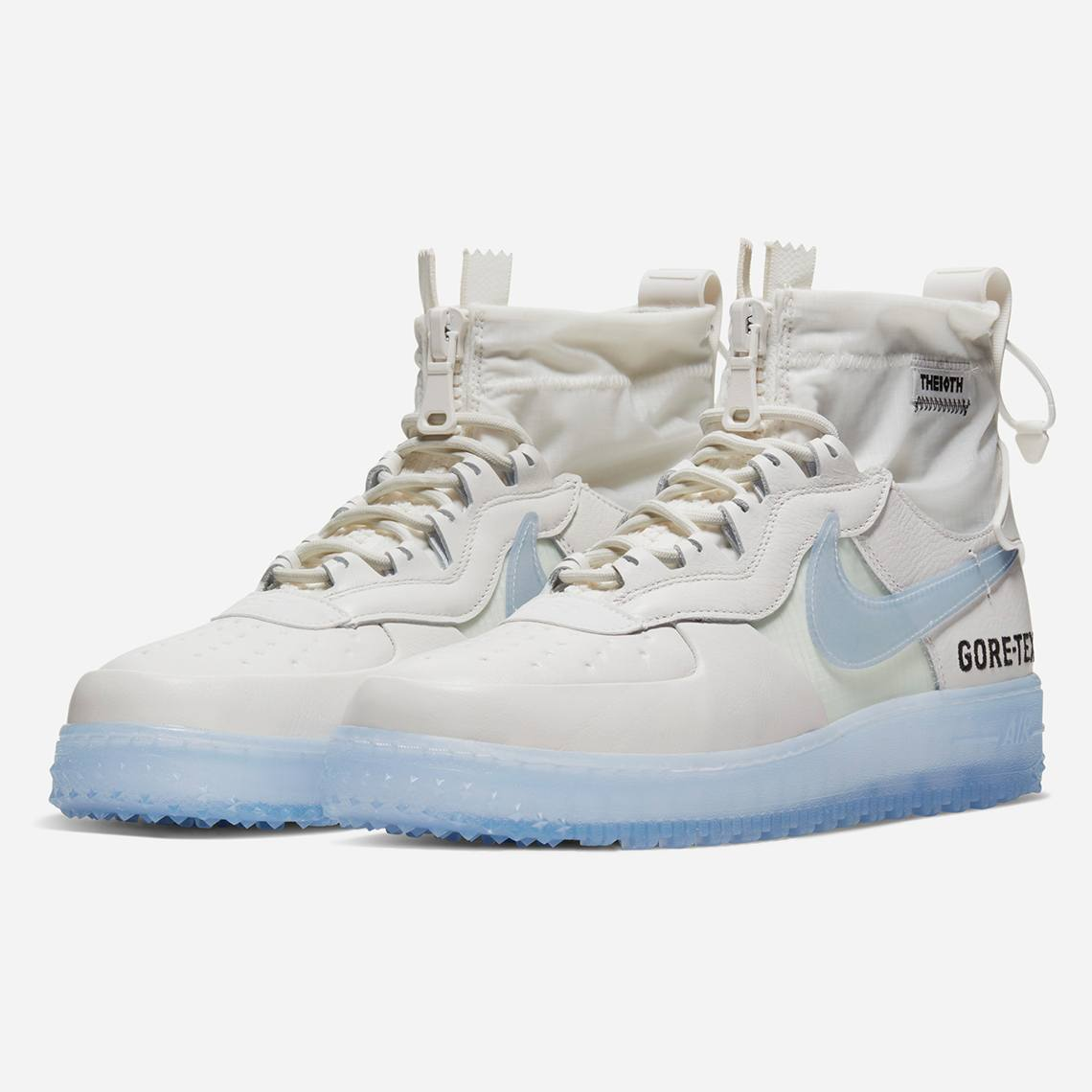 Nike Air Force 1 gore tex wit