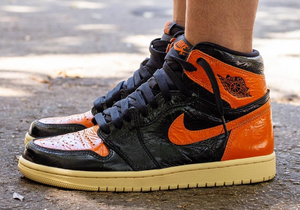 Jordan 1 sbb patent leather