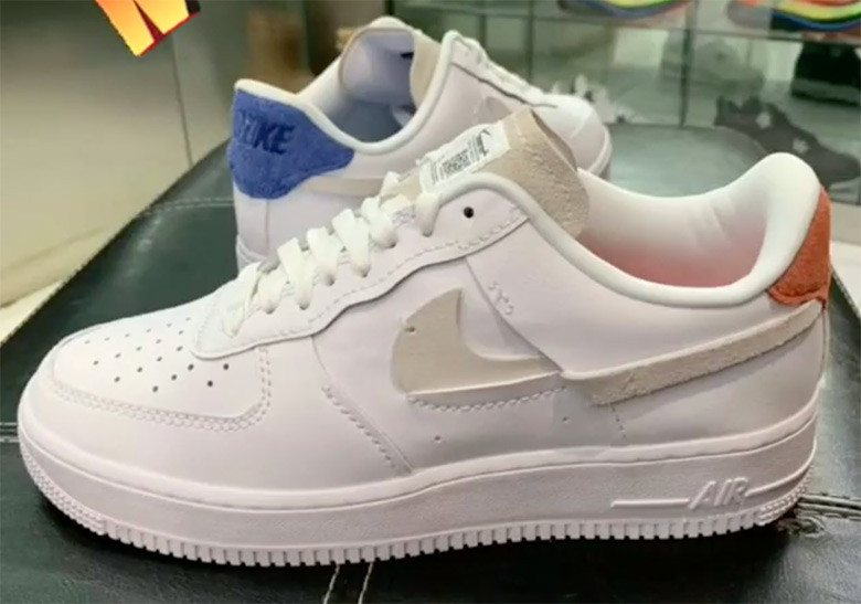 Nike AF1 Inside Out Side Shot