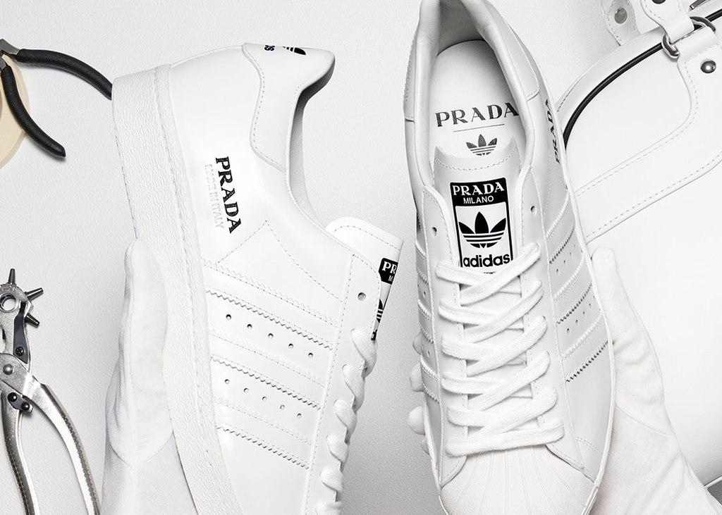 Luxury sneakers: Prada en adidas brengen mogelijk 3 releases naar 2020