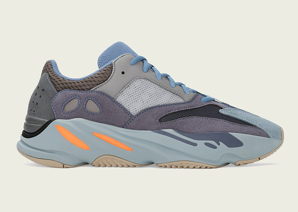 adidas Yeezy Boost 700 Carbon Blue release: 18 december