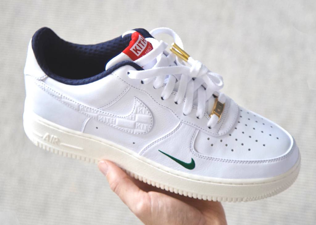 First look: Nike Air Force 1 x KITH