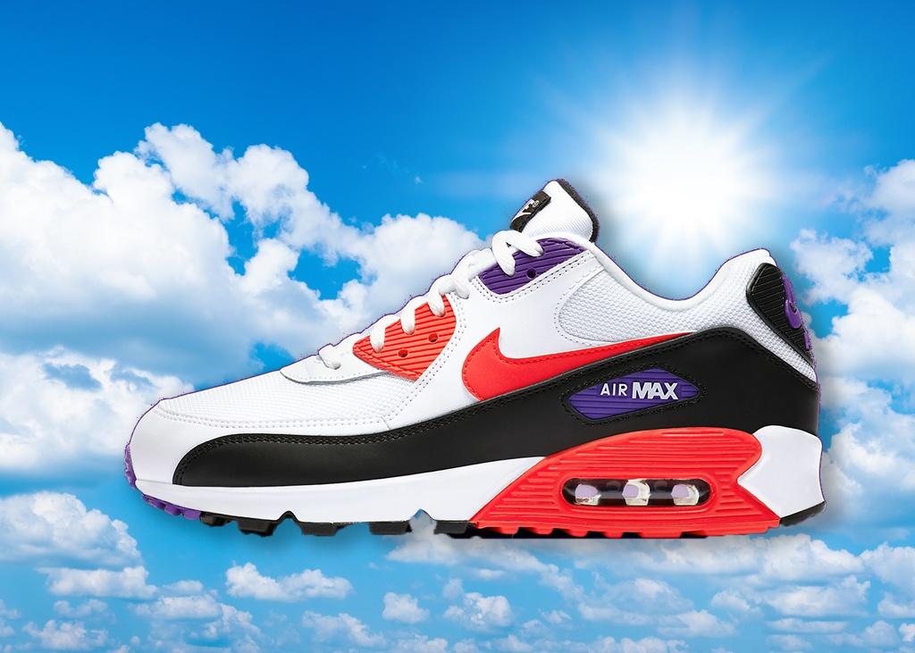 'Max'imaal comfortabel: Lopen op lucht!