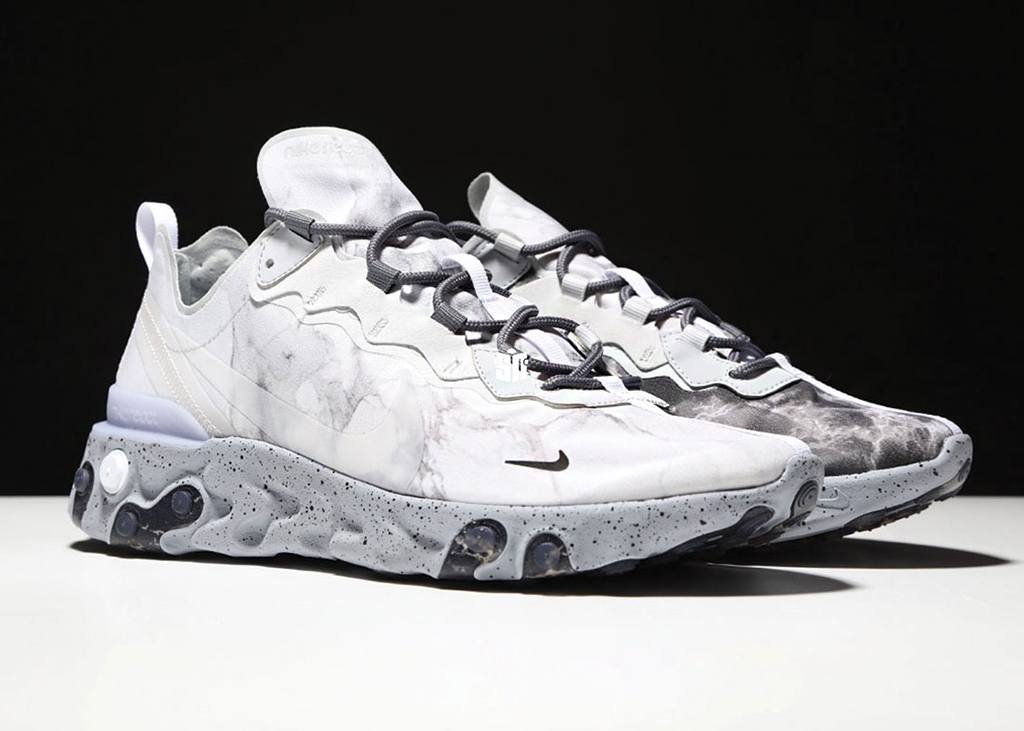 Nike React Element 55 x Kendrick Lamar release: 05 november