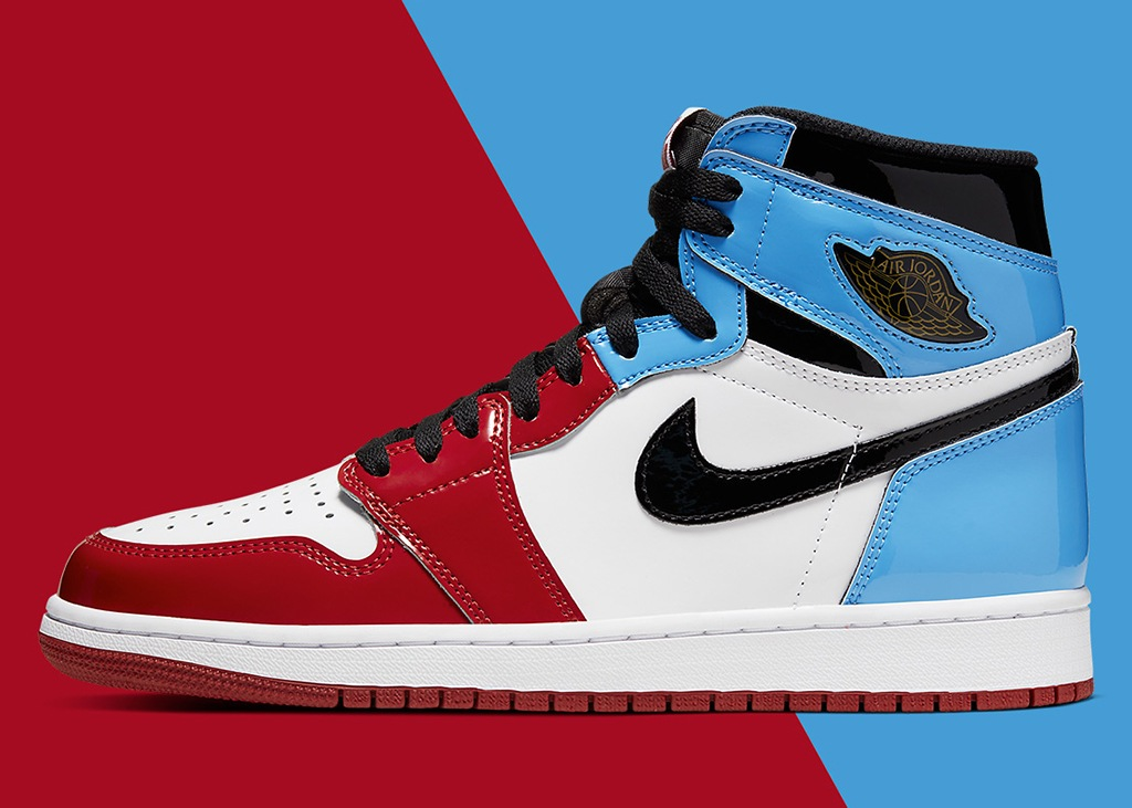 Release reminder: Air Jordan 1 Fearless op 2 november