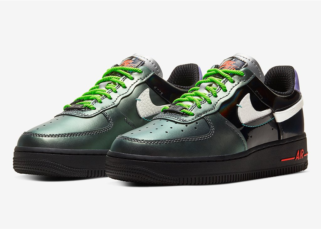 Air Force 1 Vandalized: Nieuwe colorway!