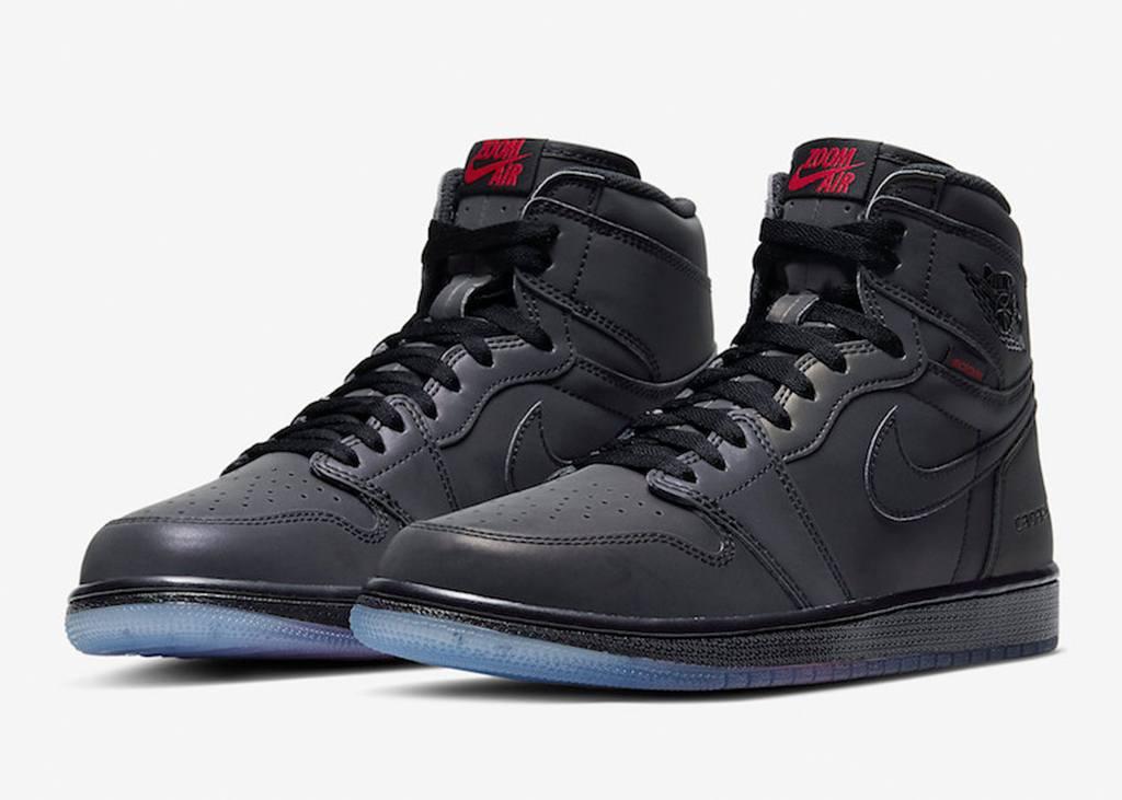 Air Jordan 1 Zoom Air – Release: 07 december