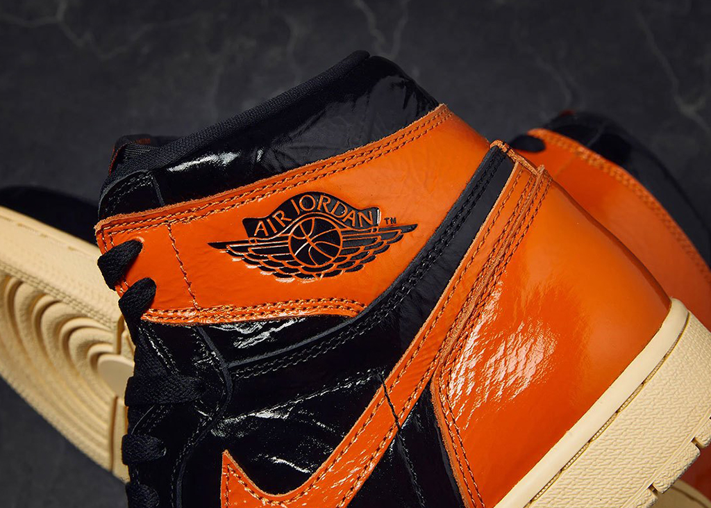 Release: Air Jordan 1 Shattered Backboard 3.0 op 26 oktober