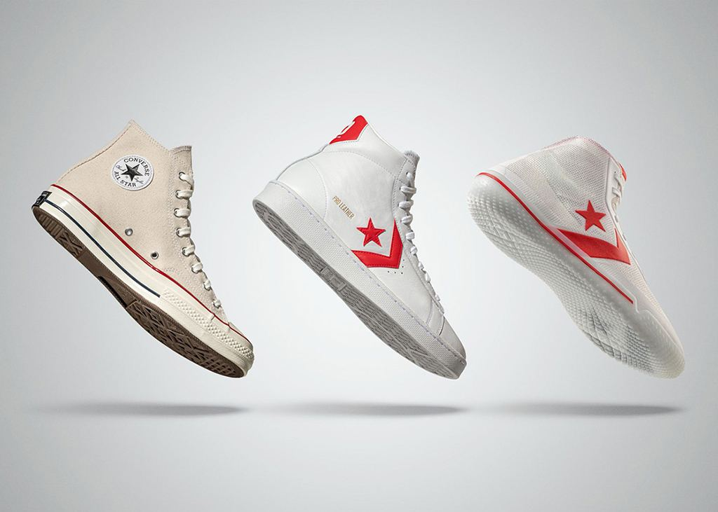 Back to the roots: Converse All Star Pack