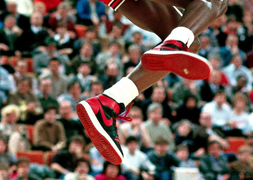 Fake news: the Air Jordan 1 'banned' did NOT get banned.