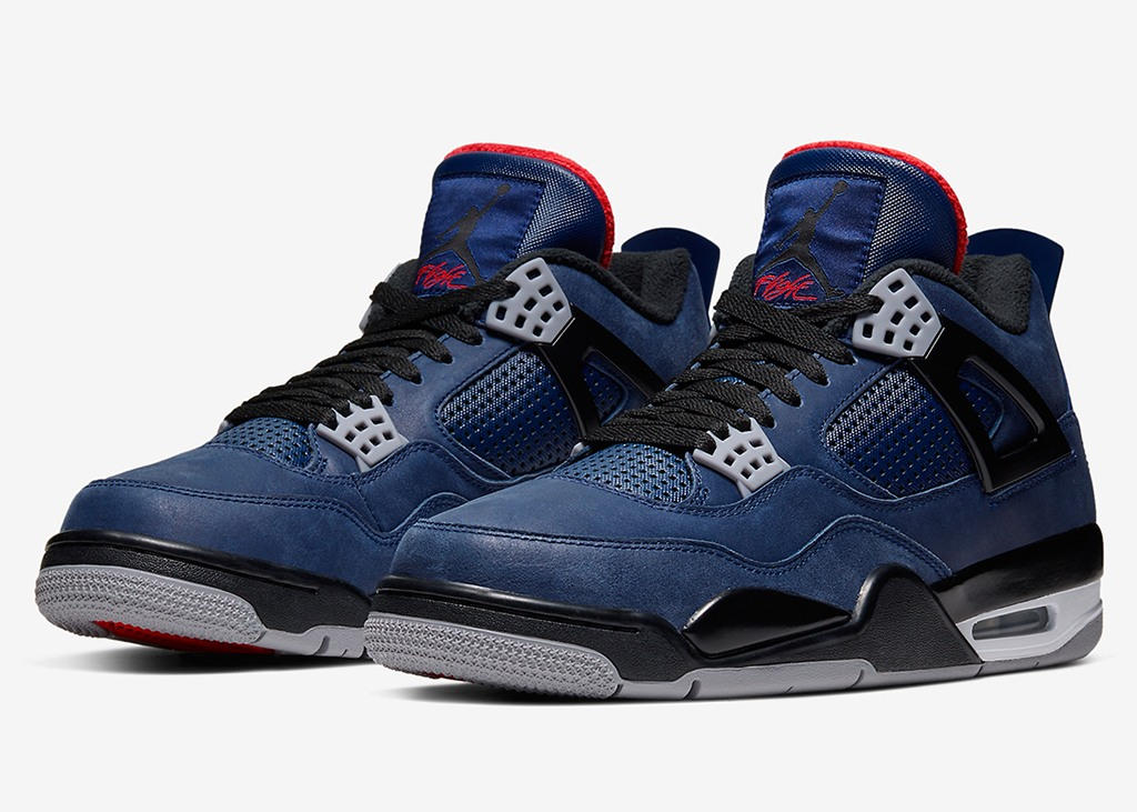 De Air Jordan IV: Winter is coming..