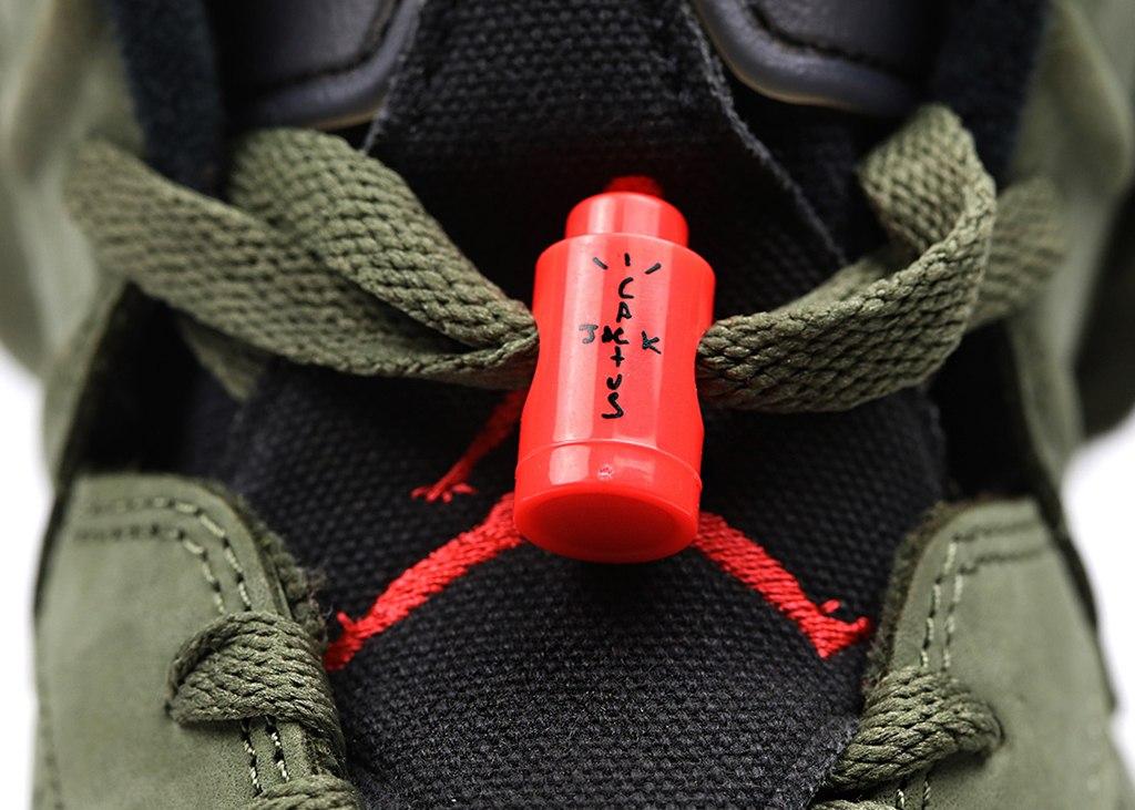 Nog meer Travis Scott nieuws: Air Jordan 6