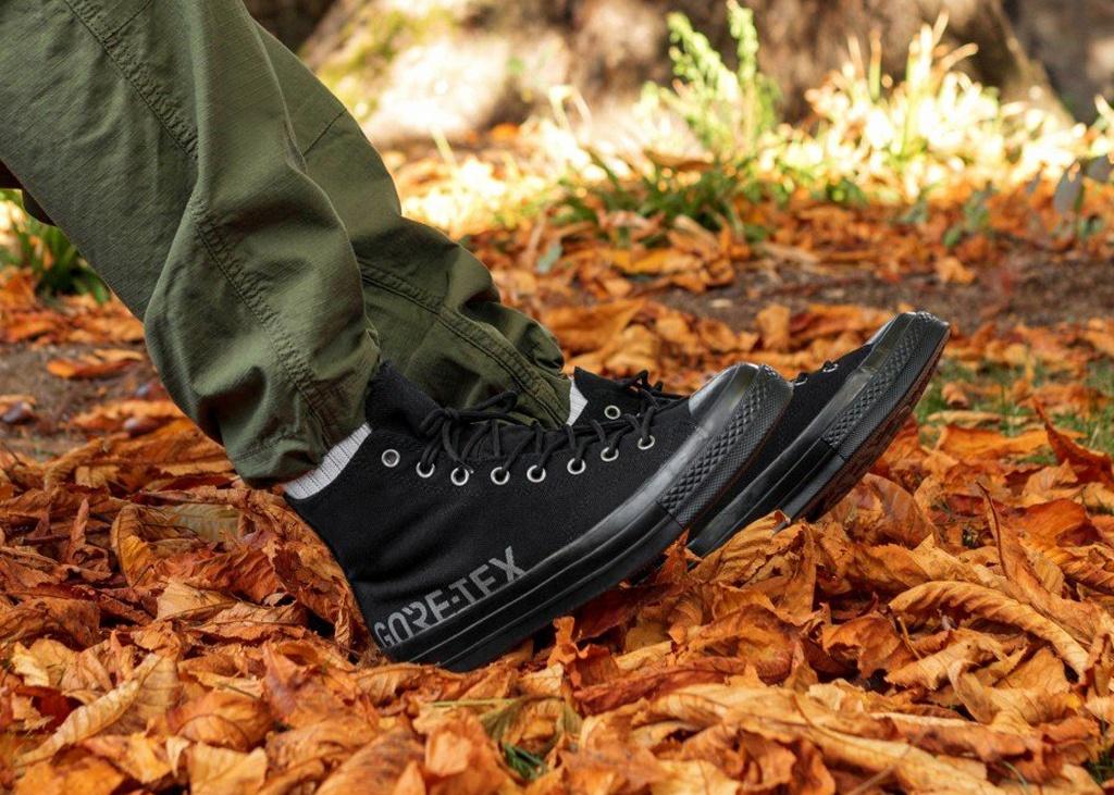 Kicks voor in de herfst