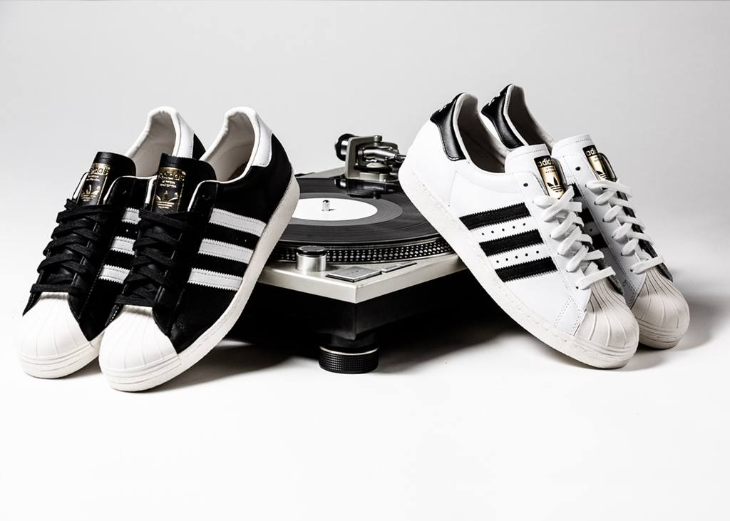 Hoe de Adidas Superstar zelf een superster werd