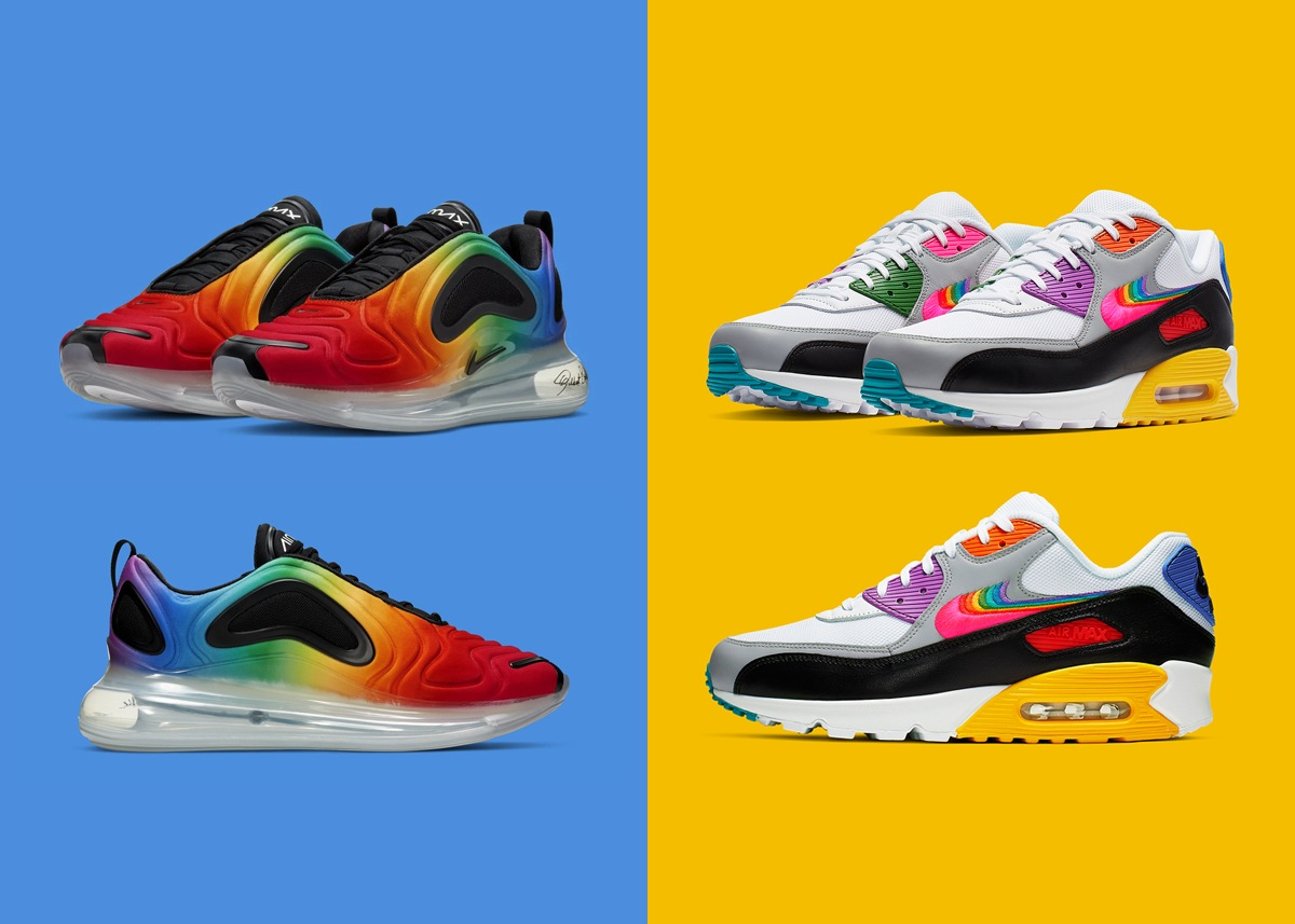 Nike x BE TRUE 2019 collectie release!