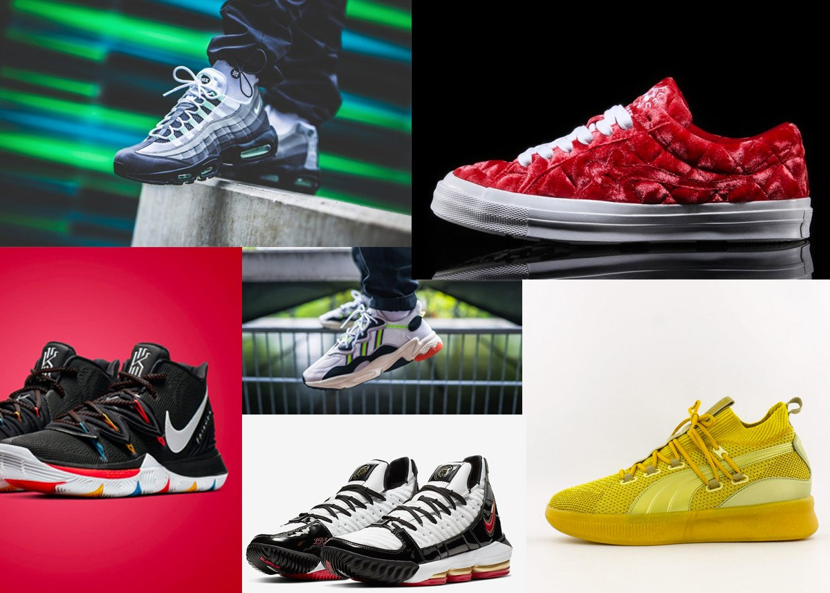 De top 8 'Hype' sneakers van dit moment!