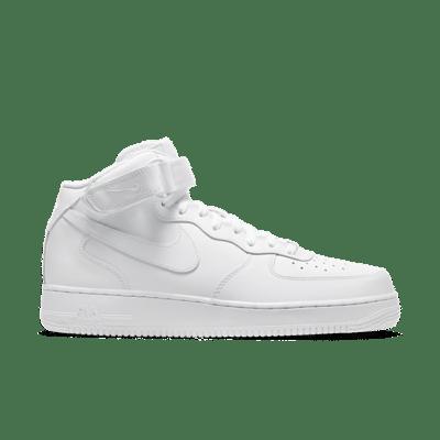 Nike Air Force 1 Mid White  315123-111