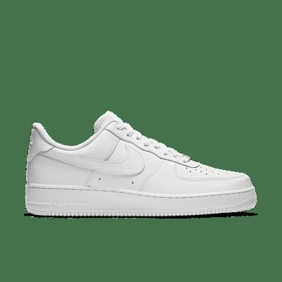 """Nike Air Force 1 '07 """"White"""" NR-315122-111"""