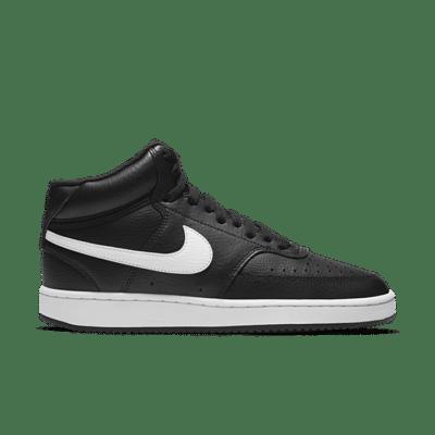NikeCourt Vision Mid Zwart CD5436-001