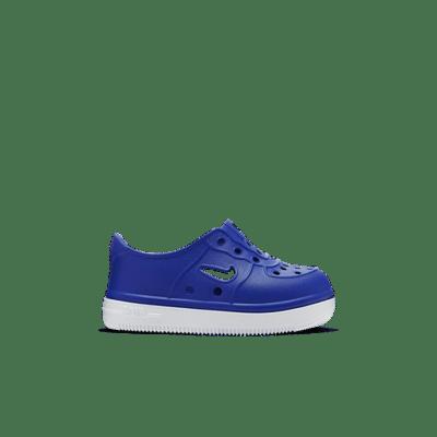 Nike Foam Force Blauw AQ2442-400