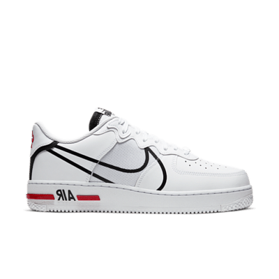 "Nike Air Force 1 React ""White"" CD4366-100"