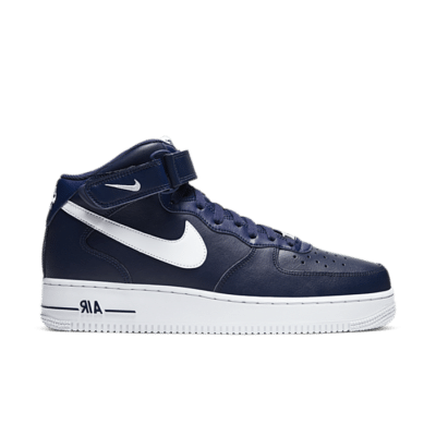Nike Air Force 1 Mid Navy  CK4370-400