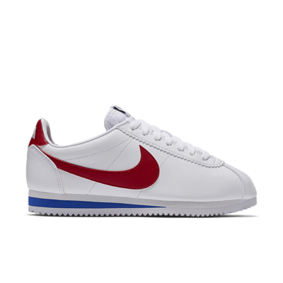 "Nike Wmns Classic Cortez Leather ""White"" 807471-103"