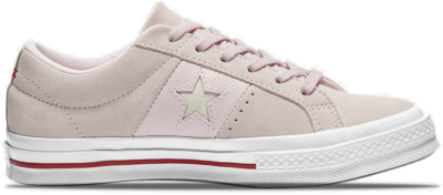 """Converse One Star Material Block Low Top """"Pink"""" 163194c"""