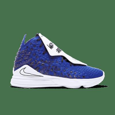 Nike LeBron 17 Blue CT3464-400