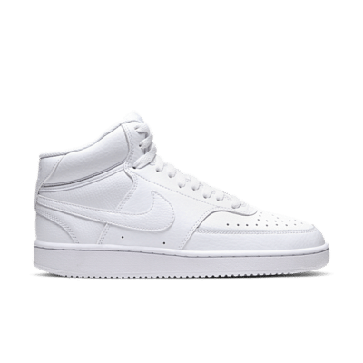 NikeCourt Vision Mid Wit CD5436-100