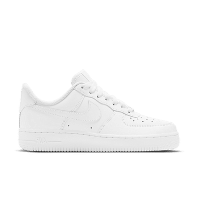 "Nike Wmns Air Force 1 07 ""All White"" 315115-112"