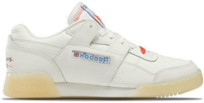 "Reebok Classics Workout Lo Plus ""White"" DV7360"