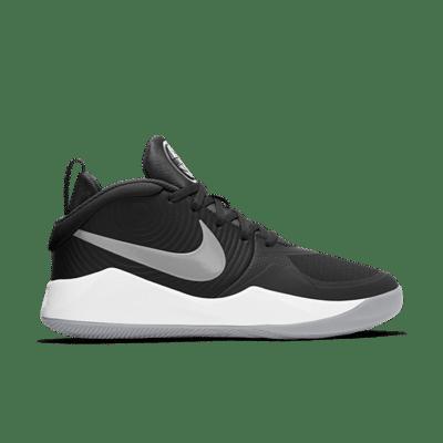 Nike Team Hustle D 9 Zwart AQ4224-001